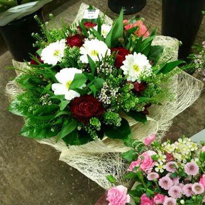 זר פרחים 3 - פרחי גולד - רחובות