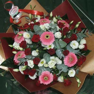 זר שמח - פרחים קוליברי - רמת גן