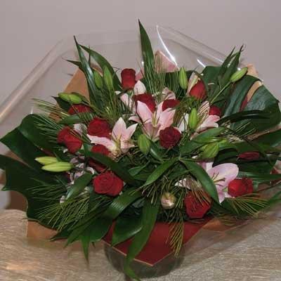 ליליות וורדים - פרחים קוליברי - רמת גן