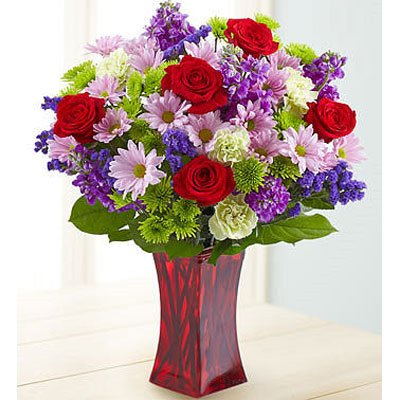 פעמוני אהבה - פרחי גילי - רמת גן