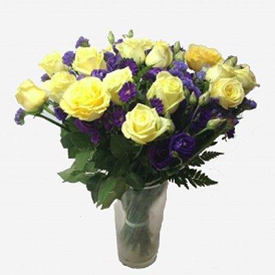 קלאסיקה בצהוב - תלתן פרחים - צפת