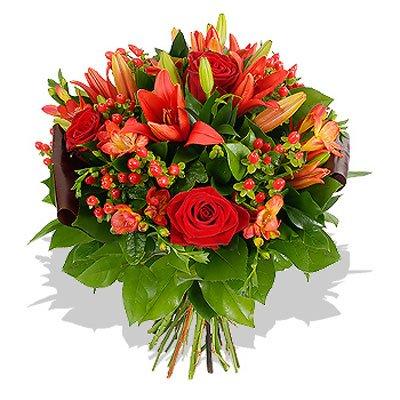 תשוקה לוהטת - פרחי גילי - רמת גן