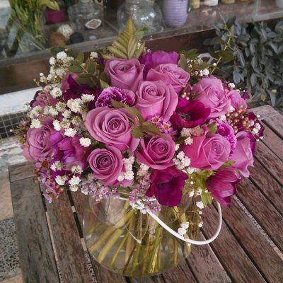 רכות מלטפת - פרחי סיתוונית - אשקלון