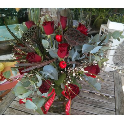 סיפור אהבה - פרחי סיתוונית - אשקלון