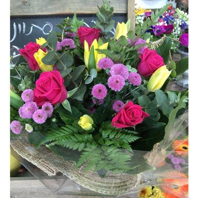 שמחה בלב - פרחי סיתוונית - אשקלון