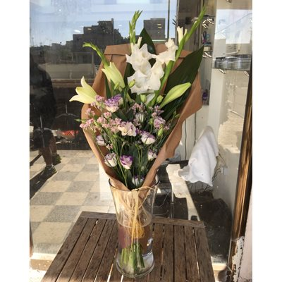 זר ניחוחות - פרחי סיתוונית - אשקלון