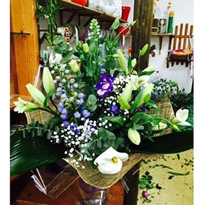 זר מושלם - פרחי סיתוונית - אשקלון