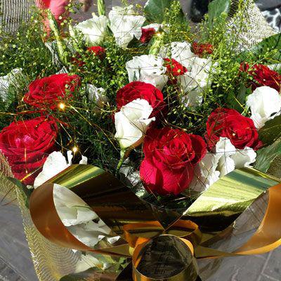 איחולים - פלורנס פרחים - נהריה
