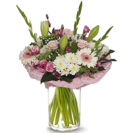 פריחה בורוד  - פרחי לב הגליל - טבריה