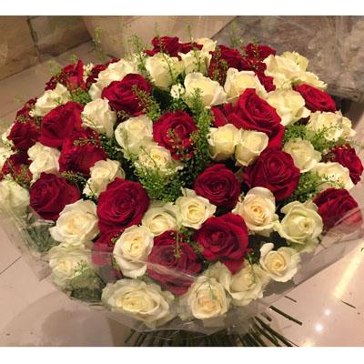 אהבה נצחית - פרחי ונילה - ירושלים