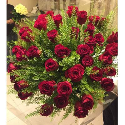 תשוקה עזה - פרחי ונילה - ירושלים