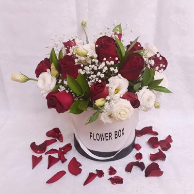 זר פרחים 15 - פרחי דליה – לוד - לוד