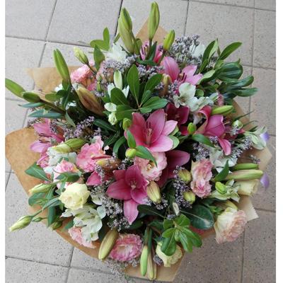 זר 1 - רעותה פרחים - רמת ישי