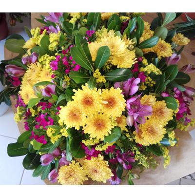 זר 7 - רעותה פרחים - רמת ישי