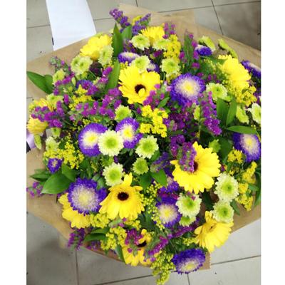 זר 8 - רעותה פרחים - רמת ישי
