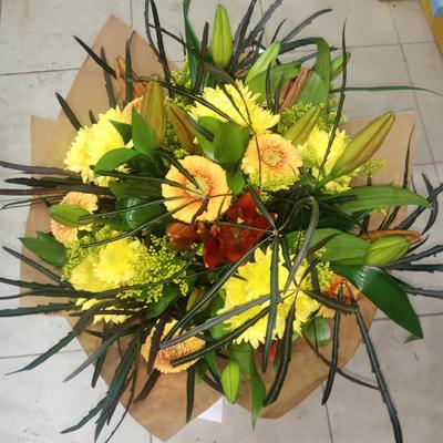 זר 11 - רעותה פרחים - רמת ישי