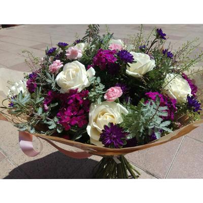 זר 4 - רעותה פרחים - רמת ישי