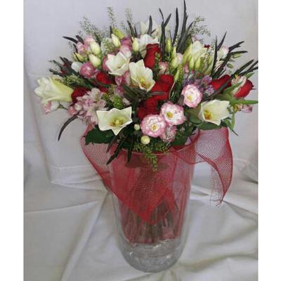 זר 12 - רעותה פרחים - רמת ישי