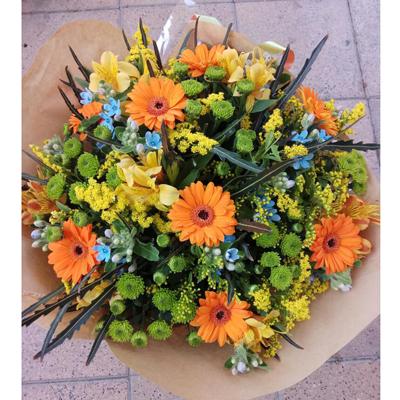 זר 9 - רעותה פרחים - רמת ישי