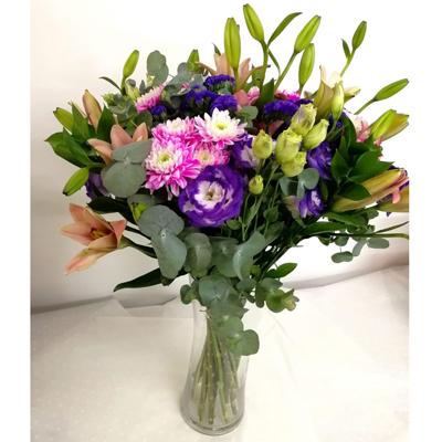 זר 14 - משתלת צמחים פרחים - אילת