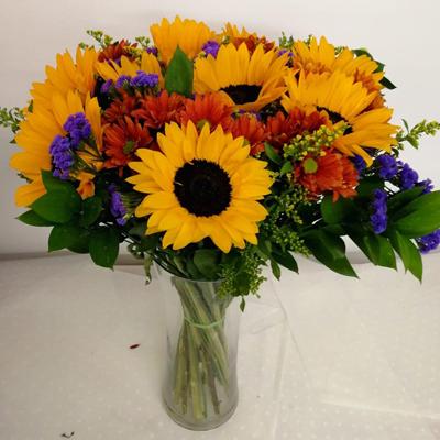 זר 17 - משתלת צמחים פרחים - אילת