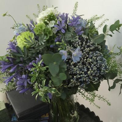 זר רענן - פרחי סיתוונית - אשקלון