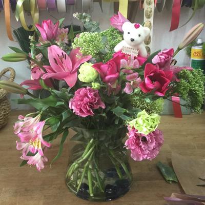 נשיקות מתוקות - פרחי סיתוונית - אשקלון