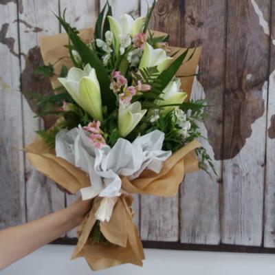 קלאסיקה לבנה - פרחי סיתוונית - אשקלון