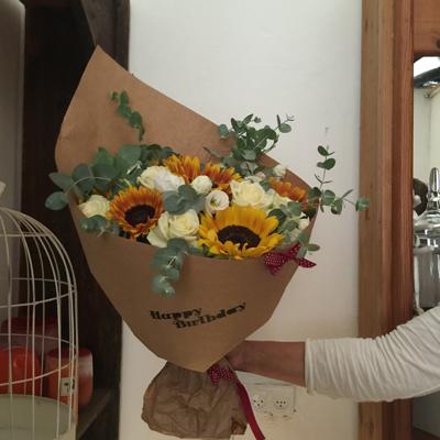 קיץ חם - פרחי סיתוונית - אשקלון