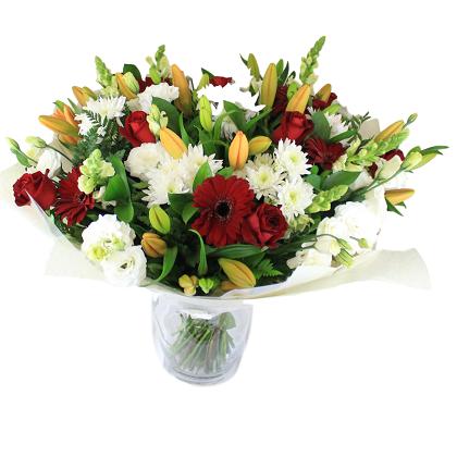 זר wow - מרכז הפרחים חיפה - חיפה