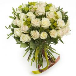 לבן אלגנטי - חיה'לה פרחים - חיפה