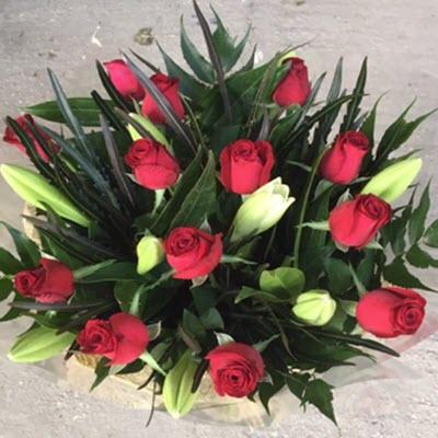 ורדים לאוהבים - פרח וסימפטיה - זכרון יעקב