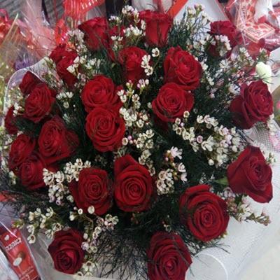 ורדים באוויר - לה רוז דה פריז - ירושלים
