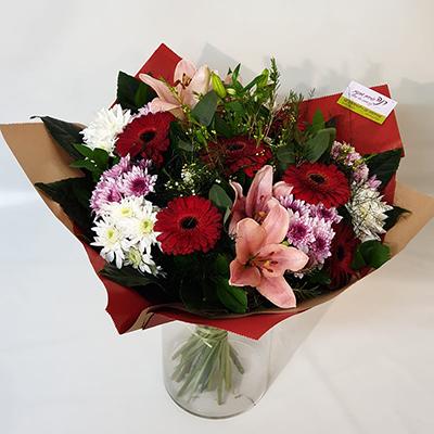 101 - רנה פרחים - מעלה אדומים