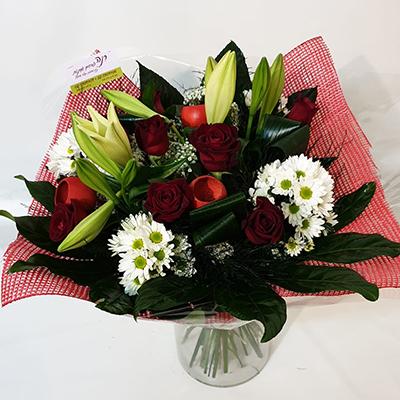 103 - רנה פרחים - מעלה אדומים