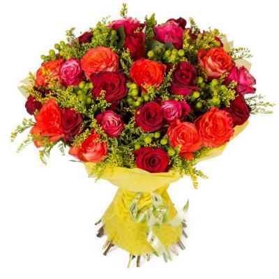 3 - רנה פרחים - מעלה אדומים