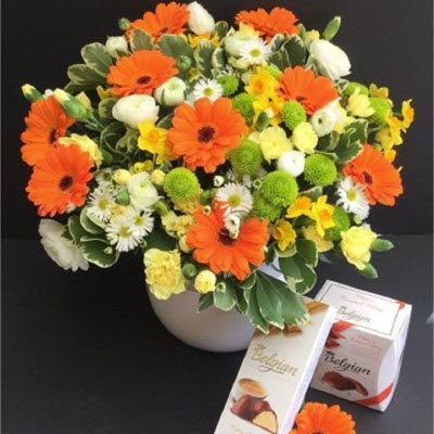 חגיגה חורפית - פרחי יערה - חיפה