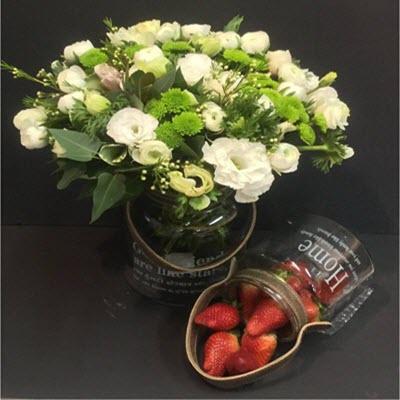 פרחים ותותים - פרחי יערה - חיפה