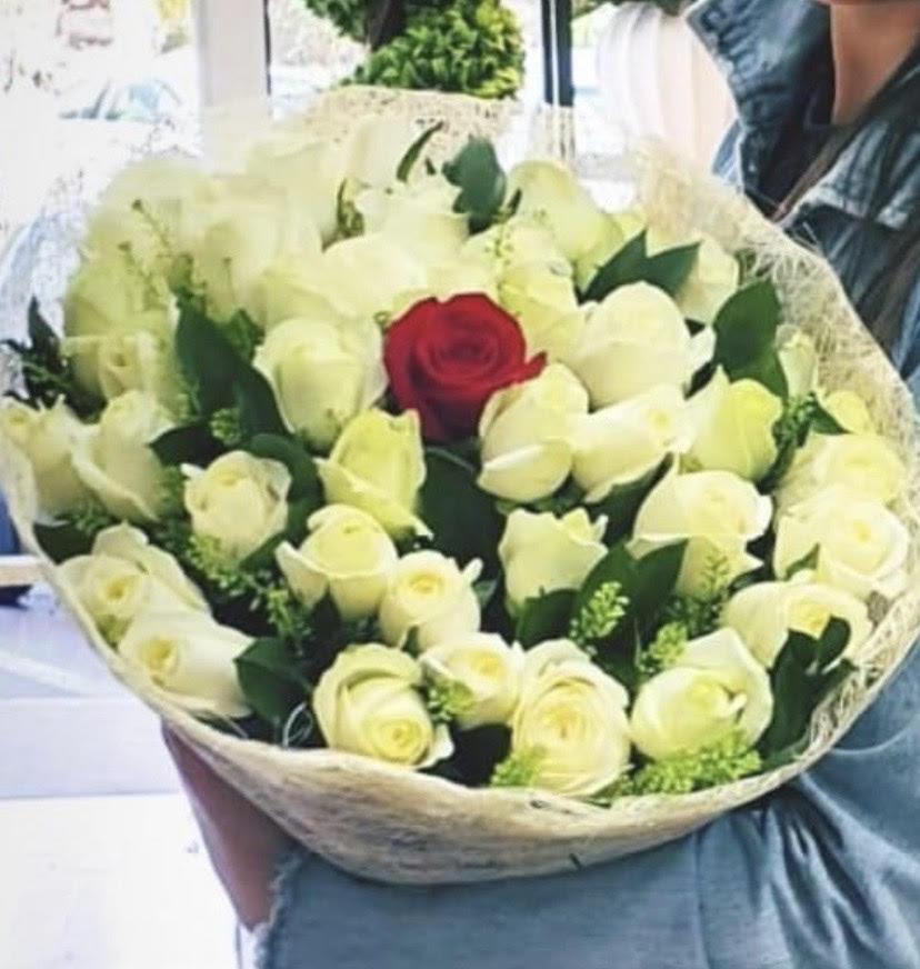 ורדים של אהבה - פרח באהבה - אילת