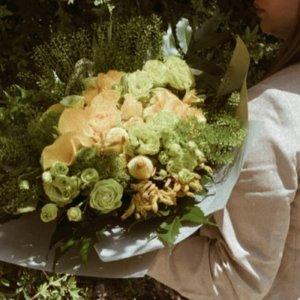 זר צבעי קיץ - בר פרחים וכלים - אשקלון