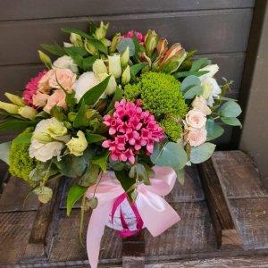 פרחי קיץ ב-BOX - בר פרחים וכלים - אשקלון
