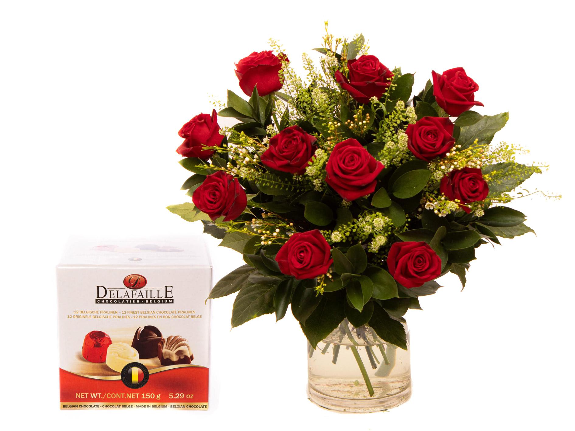 דיל אהבה - פרחים ושוקולד - The garden - טבריה