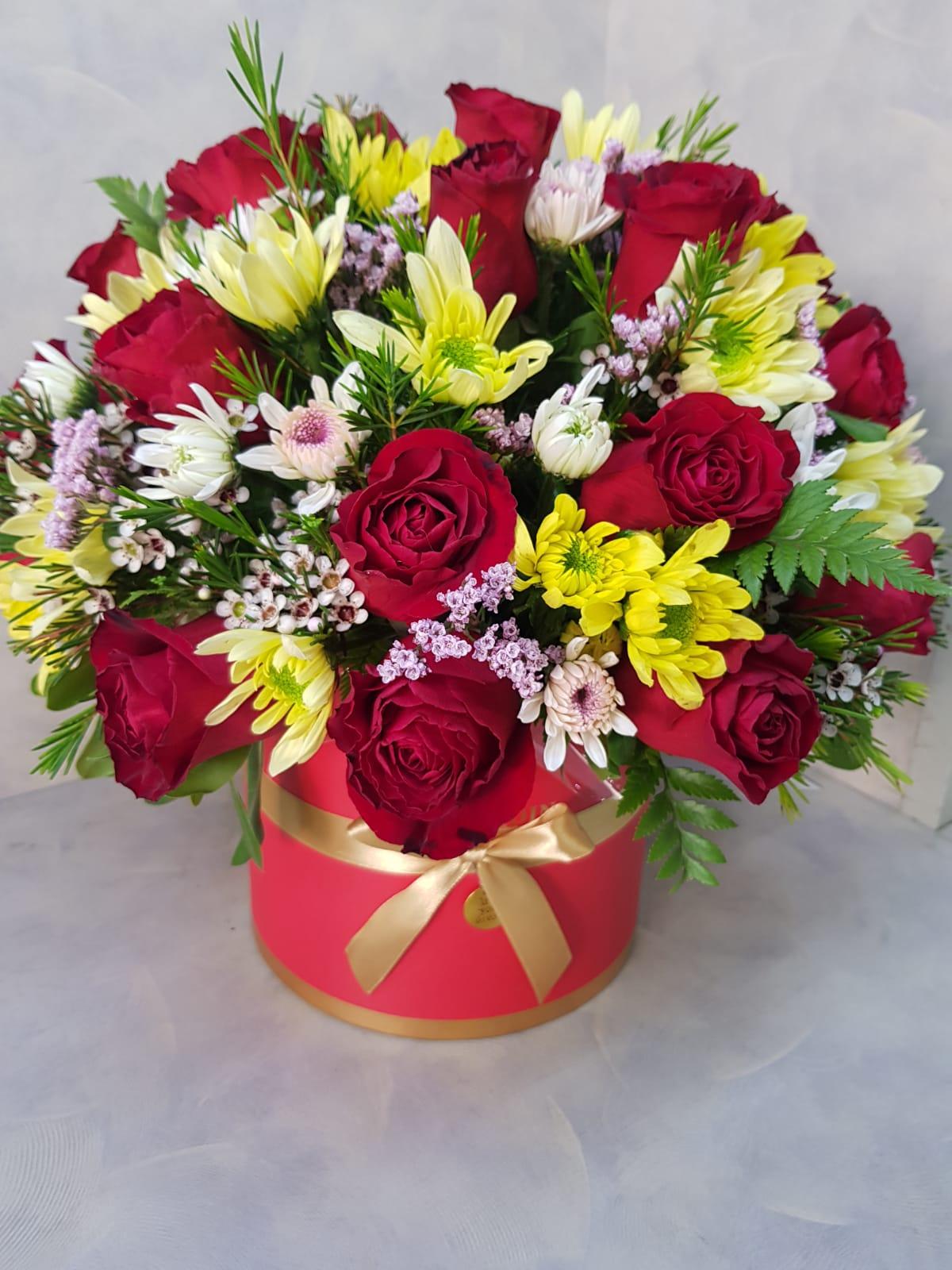 דבי בוערת - דבי פרחים - קרית ביאליק