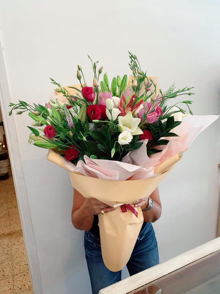 קסם של זר - פרחי סיתוונית - אשקלון