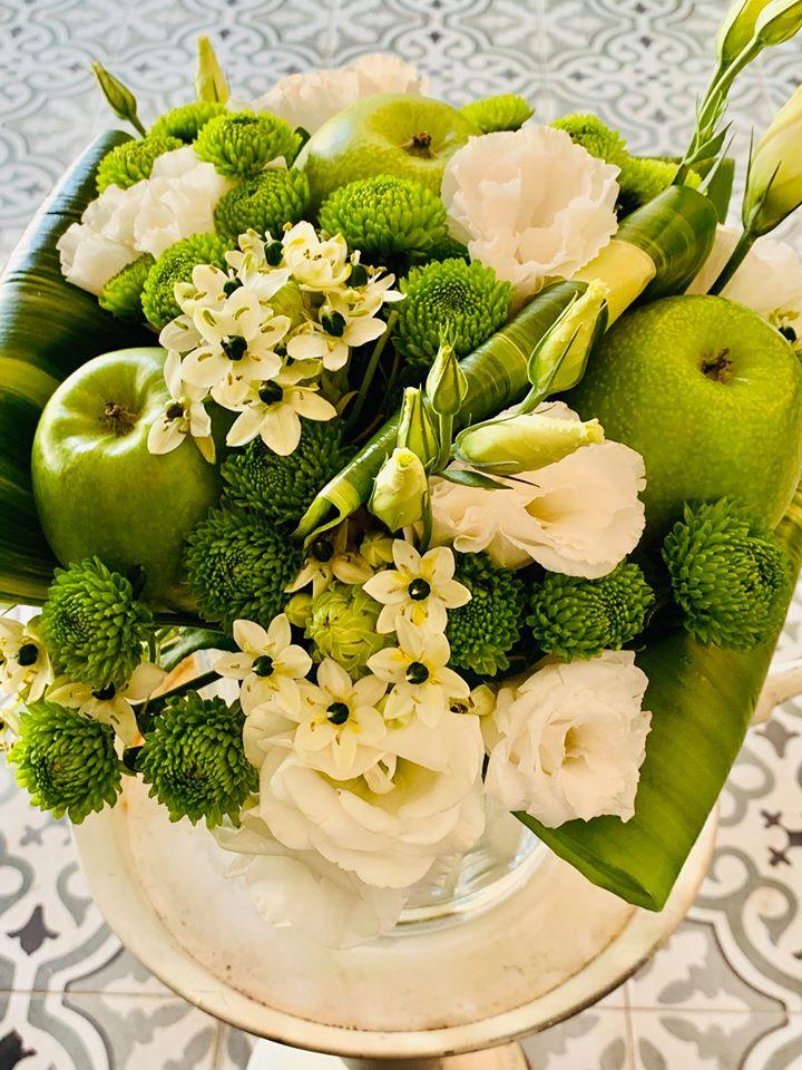 שנה טובה בפרחים - פרחי סיתוונית - אשקלון