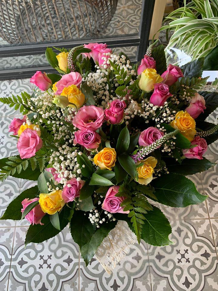 לשמח לבבות - פרחי סיתוונית - אשקלון