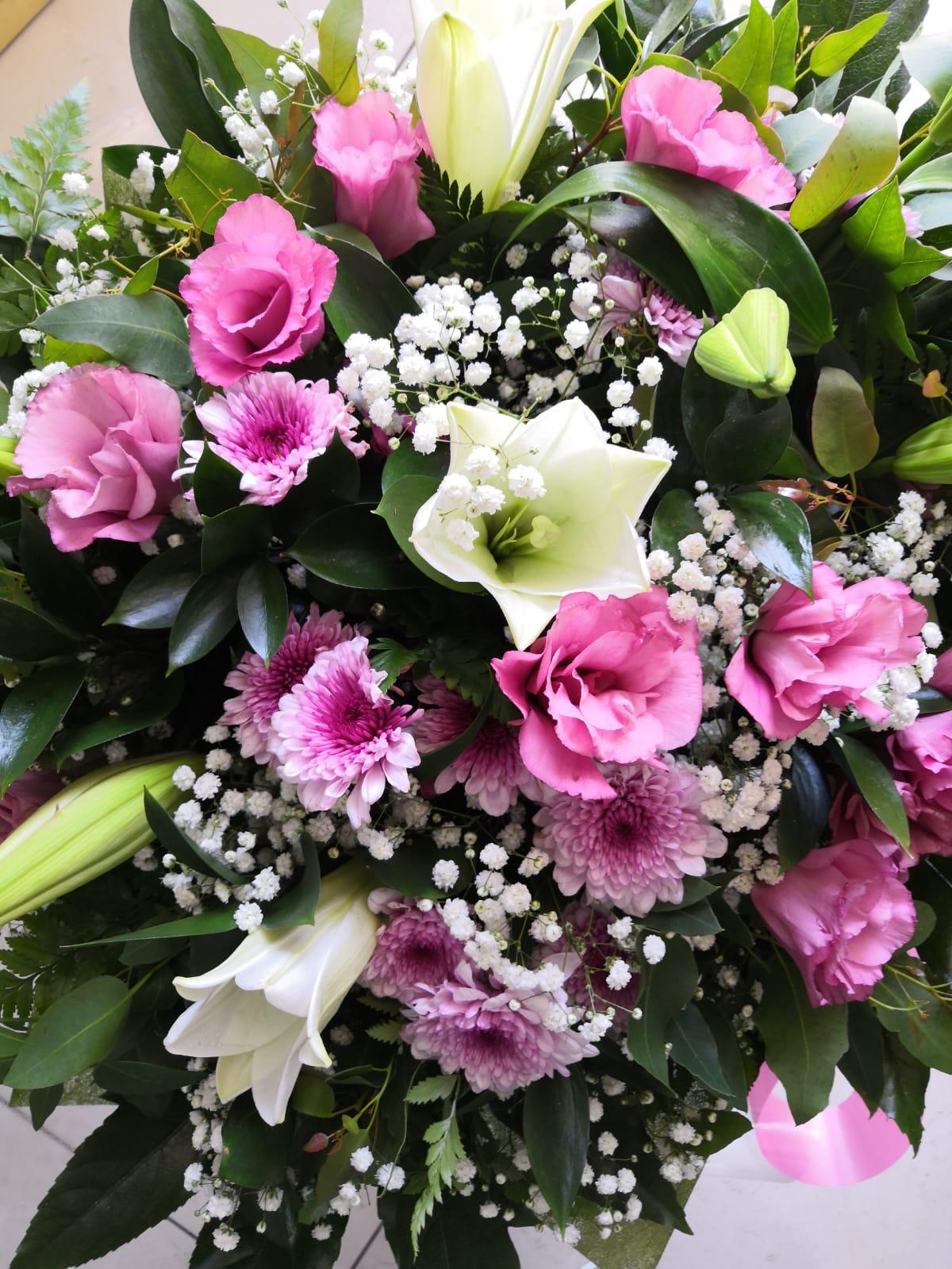 זר 27 - פרחי ענבל - רמלה