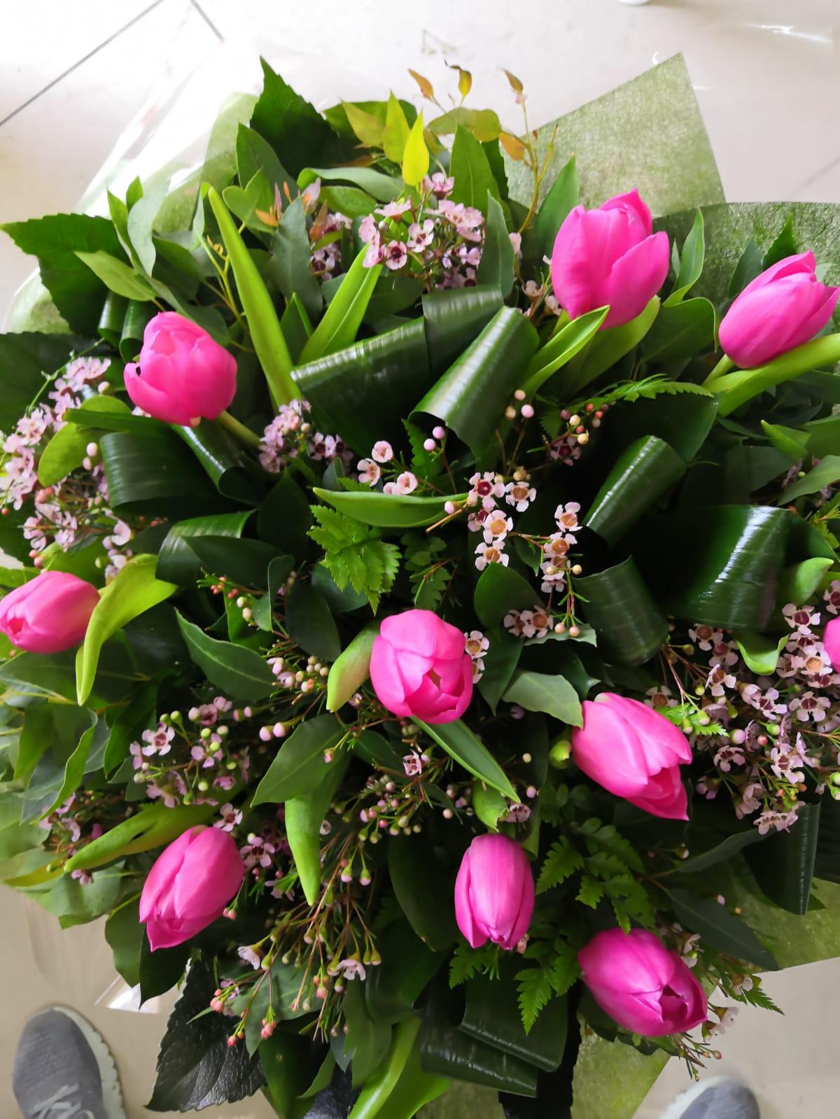 זר 26 - פרחי ענבל - רמלה