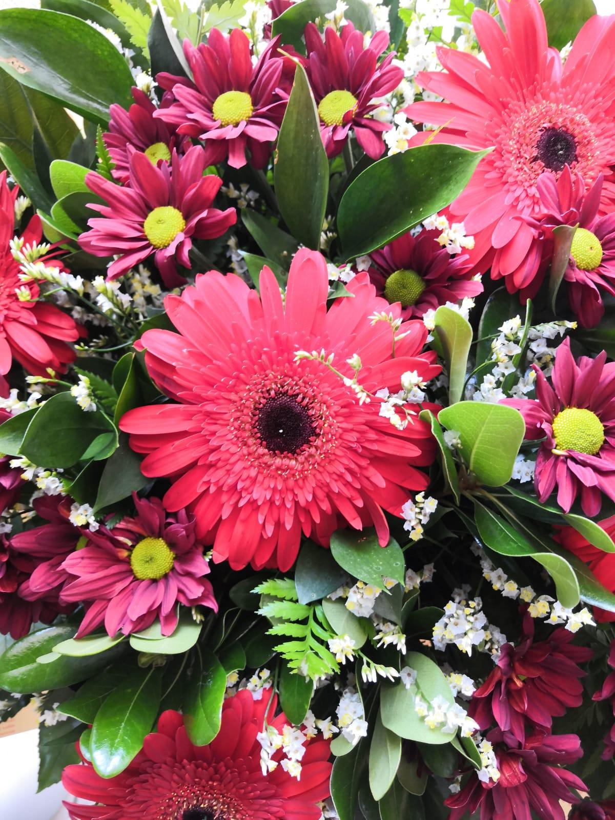 זר 30 - פרחי ענבל - רמלה
