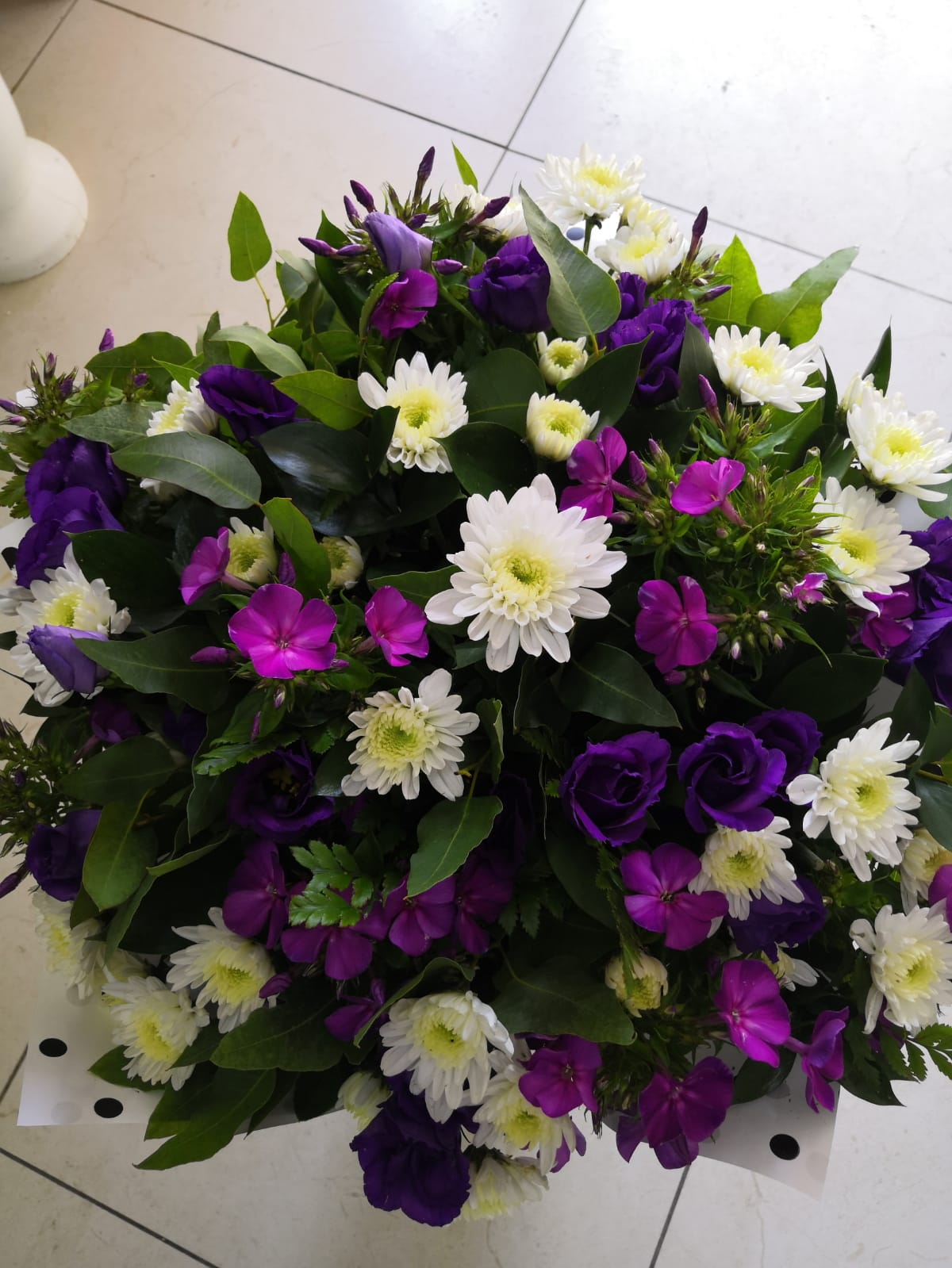 זר 24 - פרחי ענבל - רמלה